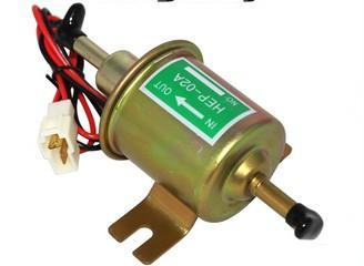 electric fuel pump HEP-02A 12V fuel pump