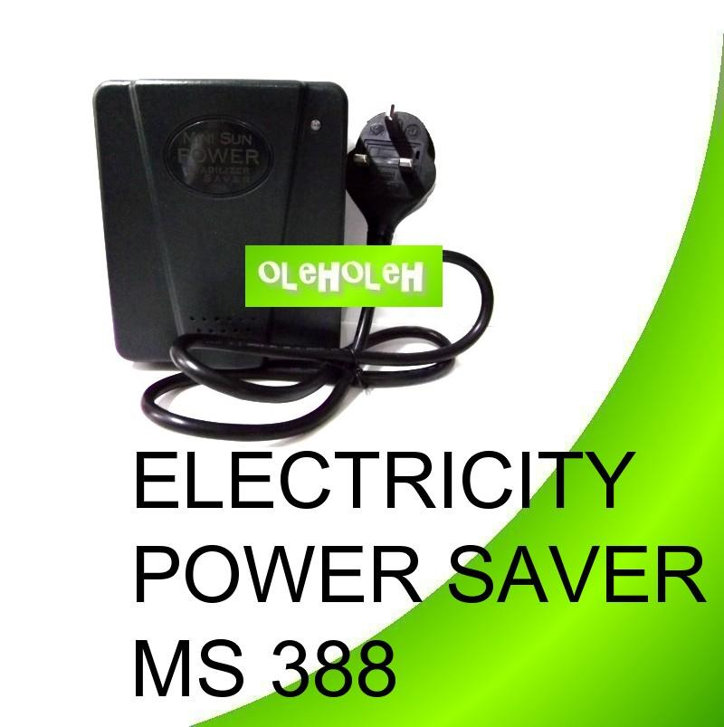 Electricity_Power_saver MS388