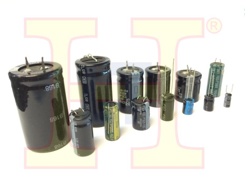 ELECTROLYTIC CAPACITOR 50V 22UF