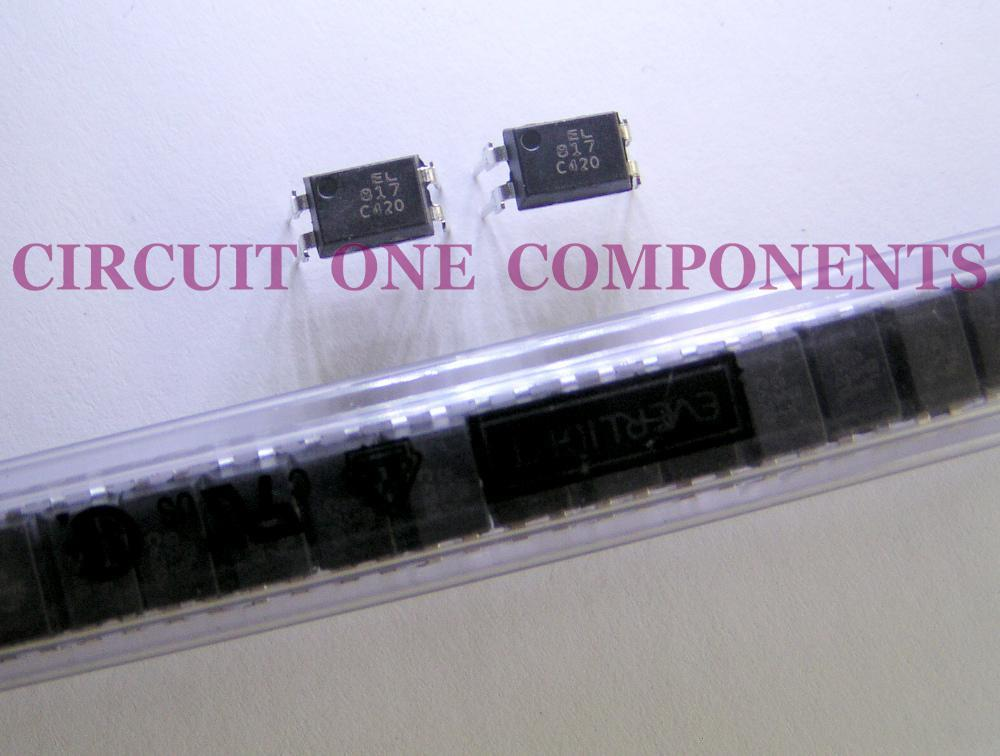 Electronic Component - Genuine EL817C Opto Coupler - each