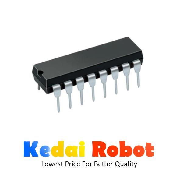 Electronic Component - IC 74HC165N *