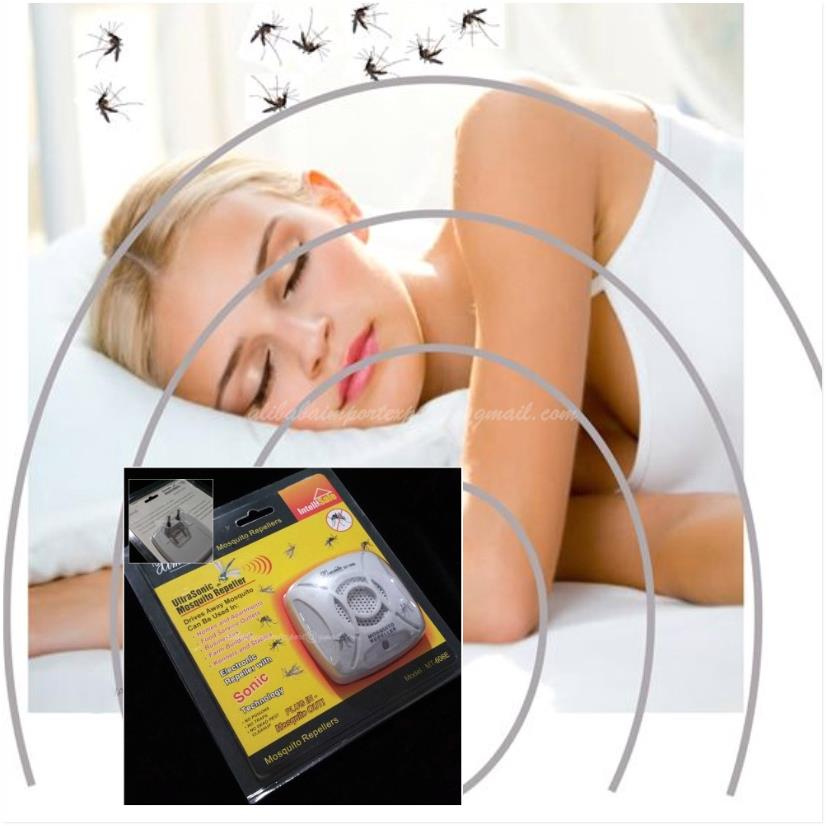 Electronic Ultrasonic Anti Mosquito Pest Repeller Killer Magnetic