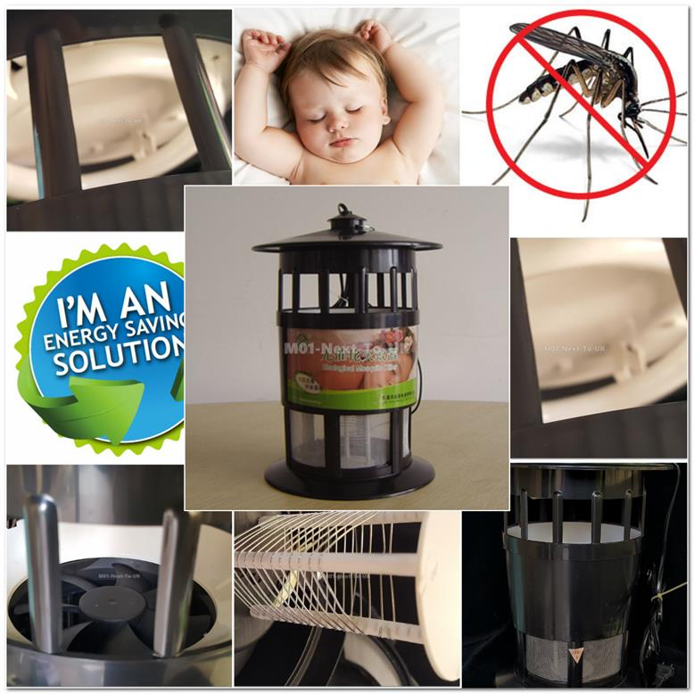 ELECTRONIC UV INSECT KILLER ELECTRIC ULTRAVIOLET MOSQUITO PEST FLY BUG
