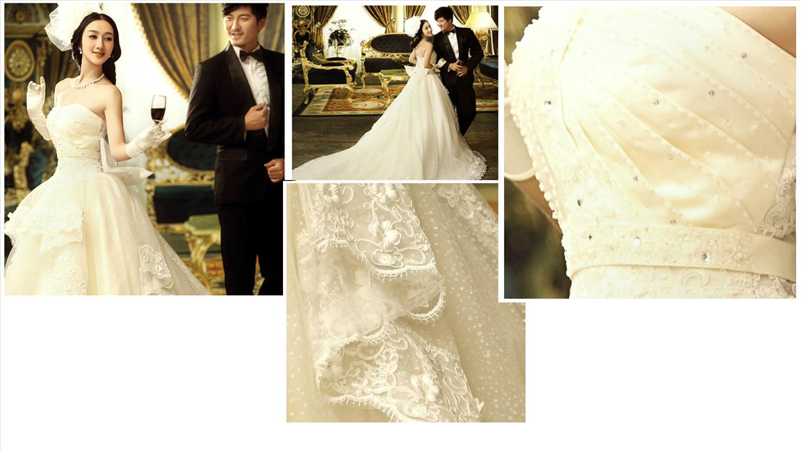 Wedding Dresses Malaysia : Elegance wedding dress gown with laces selangor end