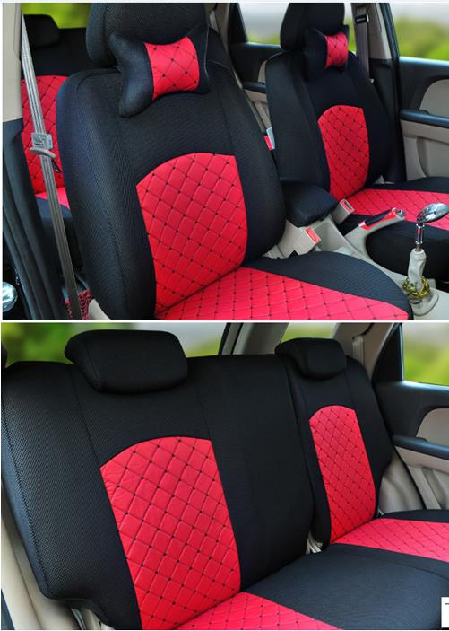elegant car seat cover red black co end 4 18 2017 8 41 am. Black Bedroom Furniture Sets. Home Design Ideas