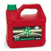 Elf Molygraphite 10W30 Engine Oil (3 litres)