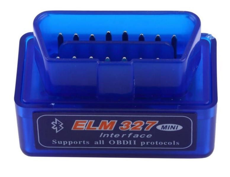 ELM327 OBD2 / OBDII V1.5 Mini Bluetooth Adapter Diagnostic