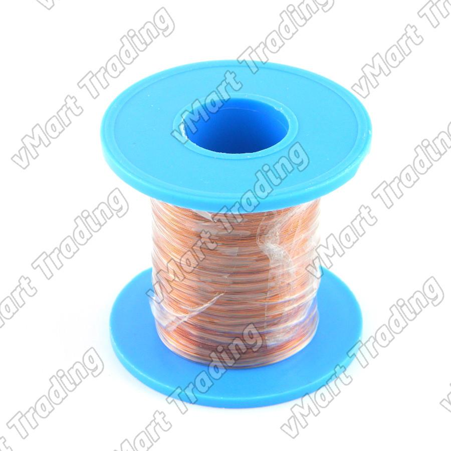 Enamelled Pure Copper Wire 0.13mm 100g