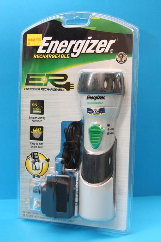 Rechargeable Torch Light Energizer Rechargeable Torch