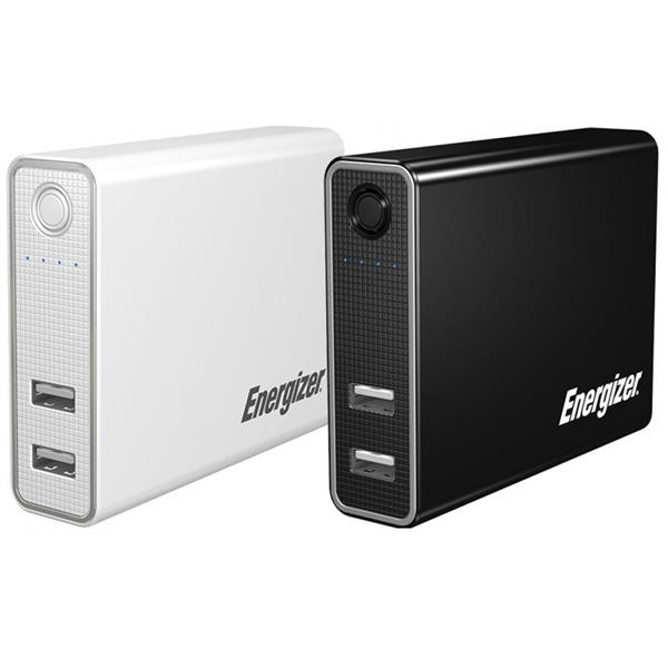 Energizer Xpal Power Bank UE5610 (Black/White)
