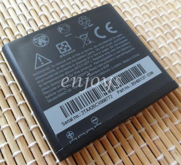 Enjoy 100% Original Battery BB92100 for HTC Aria G9 / HD mini T5555 ~B