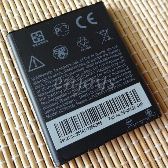 Enjoys: 100% Original Battery BD29100 for HTC HD7 HD7S HD3 WILDFIRE S