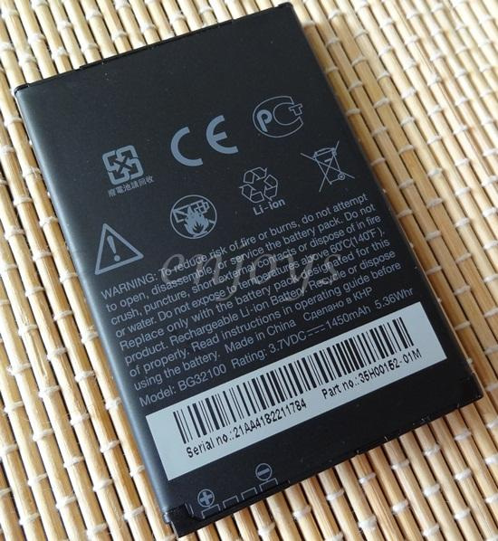 Enjoys: 100% Original Battery BG32100 for HTC Incredible S / Desire S