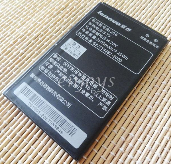 Enjoys AA OEM Battery BL206 for Lenovo A630T A630 A630E A600E ~2500mAh