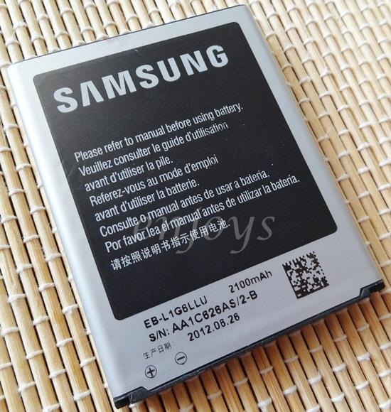 Enjoys AA OEM Battery EB-L1G6LLU Samsung I9300 Galaxy S3 III ~2100mAh