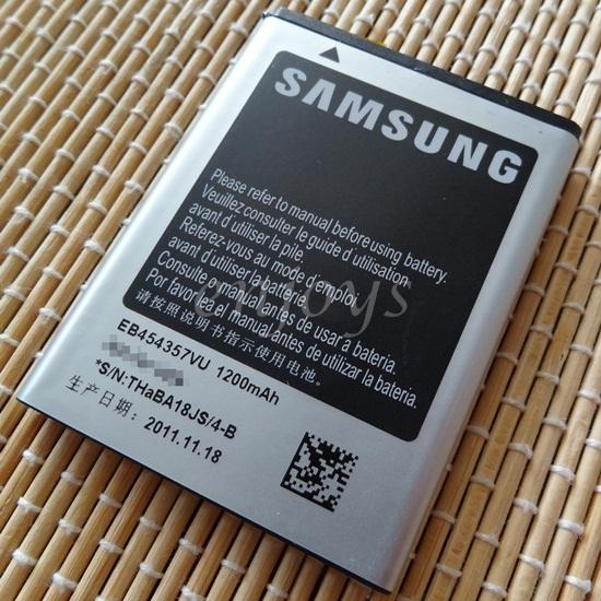 Enjoys: AA OEM Battery EB454357VU Samsung Galaxy Y S5360 S5380 B5510