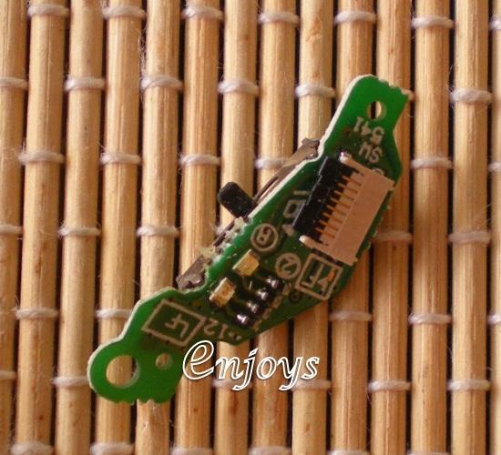 Enjoys: On/Off Button Power Switch Circuit Board SONY PSP 3000 Slim ~@