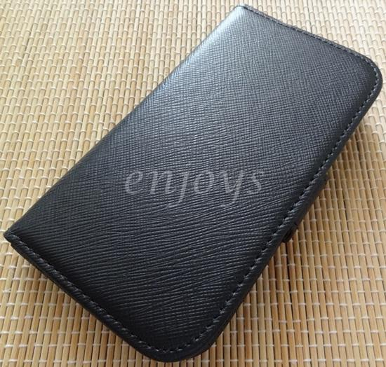 Enjoys: CARD Book Stand Case Cover Pouch Samsung I9300 Galaxy S III 3