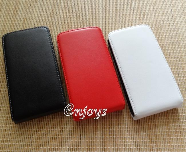 Enjoys Colorful Leather Flip Pouch for Samsung I9100 Galaxy S II I9105