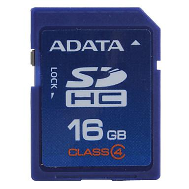 Enjoys: Genuine ADATA 16GB SD SDHC Memory Card ~Class 4 Lifetime