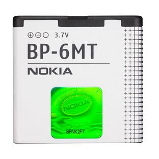 Enjoys: Genuine NOKIA Battery BP-6MT Nokia 6720c E51 N81 8GB N82