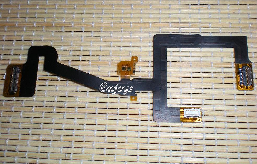 Enjoys: LCD Flex Cable Ribbon for Sony Ericsson Z520 Z520i ~