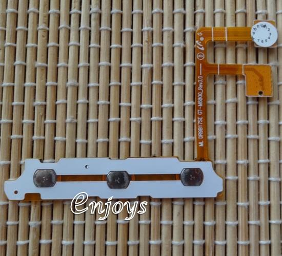Enjoys: ORI Keypad Keyboard Flex Cable Ribbon for Samsung M8800 Pixon