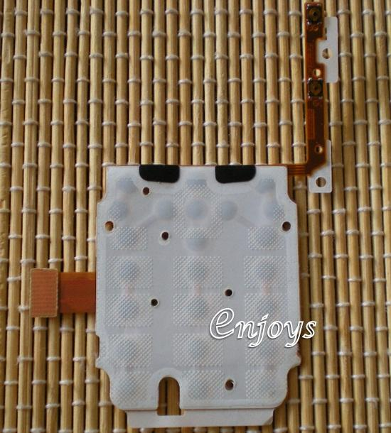 Enjoys: ORIGINAL Keypad Keyboard Flex Cable Ribbon Nokia C5 C5-00 ~@@
