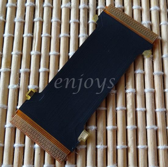 Enjoys: ORIGINAL LCD Flex Ribbon Cable for Sony Ericsson F305 W395 ~@@