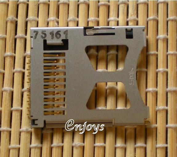 Enjoys: Slim Memory Card Slot Repair Part for SONY PSP 1000 2000 3000