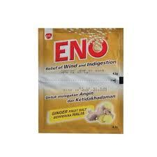 Eno Ginger Sachets (For Digestion & Wind) 2s