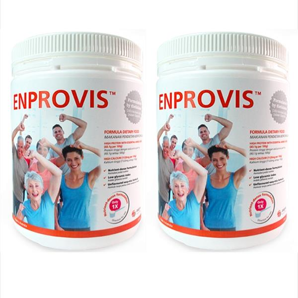 Enprovis Nutrition Formula 600g (2 Bottles with Free Shipping)
