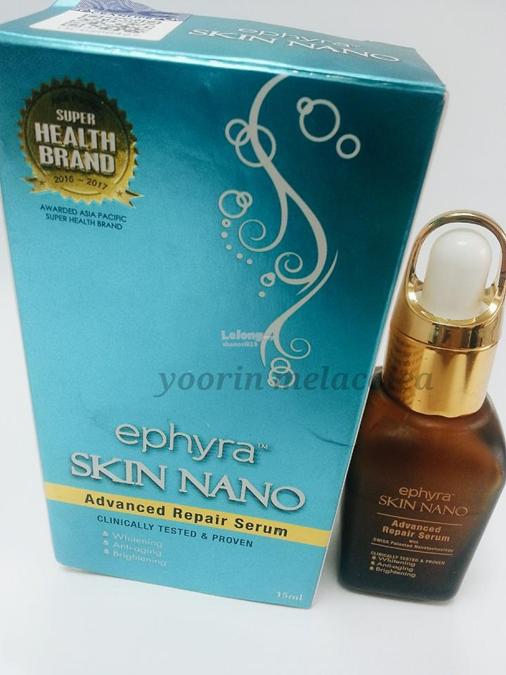 EPHYRA SKIN NANO ADVANCED REPAIR SERUM + FREE GIFT