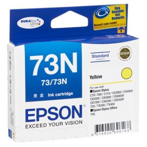 Epson 73N Yellow, T105490