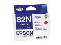 Epson 82N Magenta Ink Cartridge R270 R290 R390 RX590 RX610 TX700W