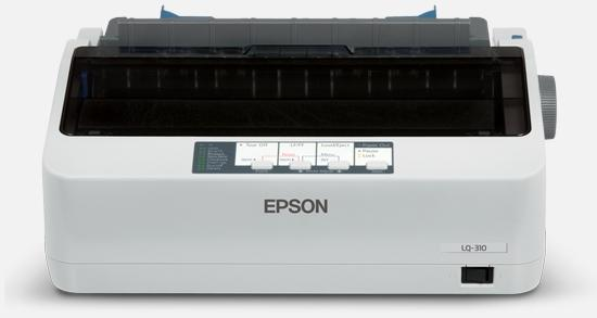 EPSON DOT MATRIX PRINTER - LQ-310