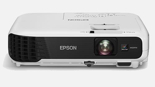 EPSON EB-X04 PROJECTOR (Soft Carrying Case with Strap)