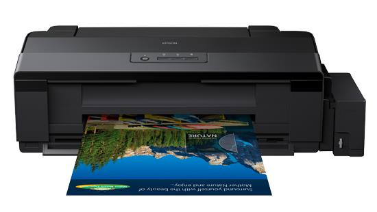 EPSON L1800 6-Color A3 Printer wt Ink Tank l 1800