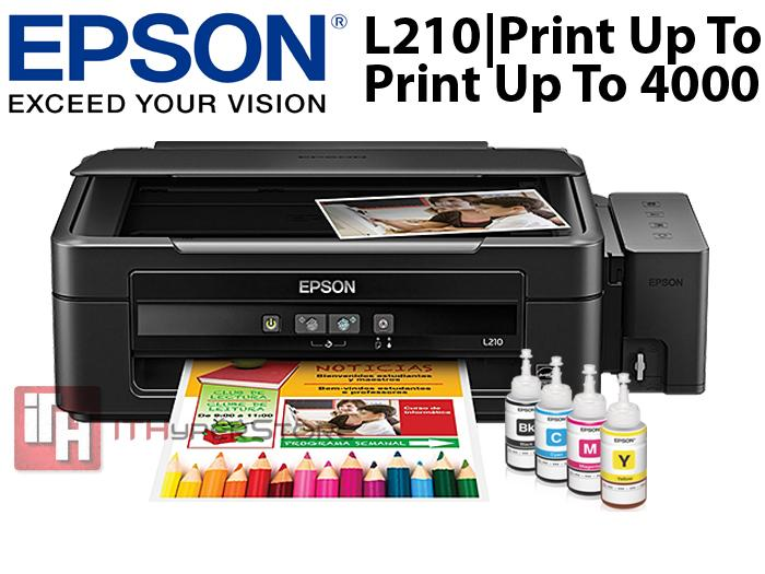 Epson L210 Scanner Driver For Windows 7 Free Download