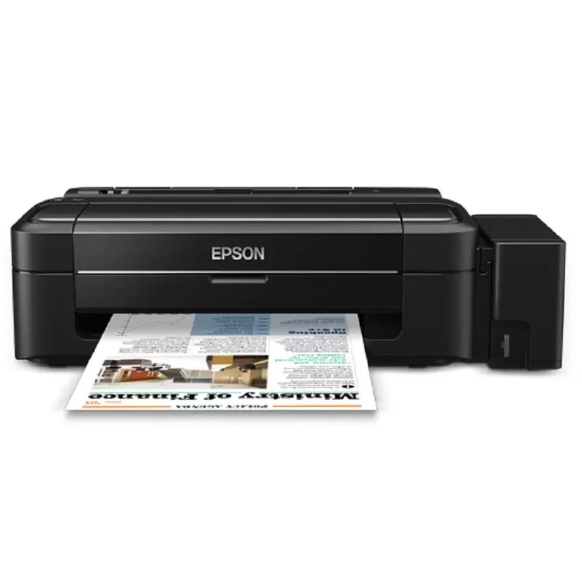 Epson L310 (Print) - Original Ink Tank System High Speed Color Printer