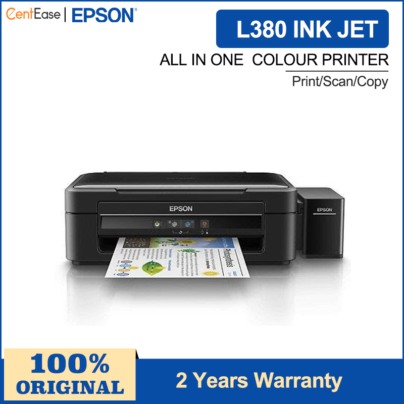 epson l380 all in one printer - epson l380 all in one multi