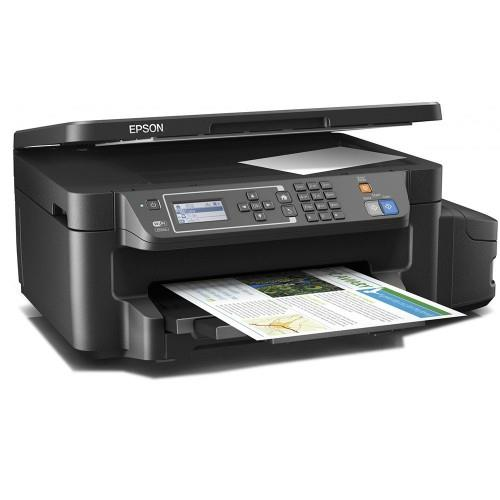 Epson L605 STD Ink Tank Printer (item no: EPSON L605) *FREE RM50 AEON*