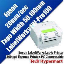 EPSON LabelWorks LW-Pro100