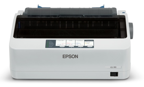 EPSON LQ-310 DOTMATRIX PRINTER (FREE USB CABLE)