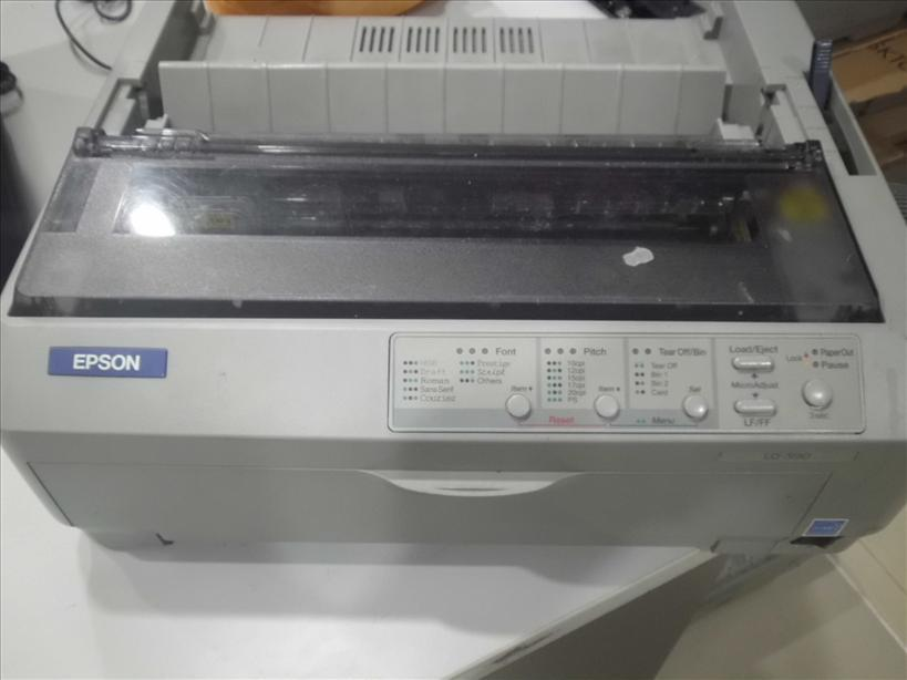 Epson LQ-590 Dot-Matrix Printer Used Refurbished