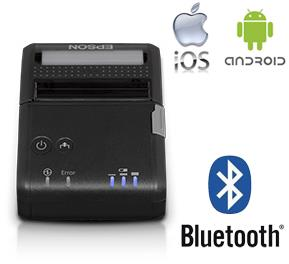 EPSON Mobilink P20 2inch Mobile Bluetooth Receipt Printer -Support iOS