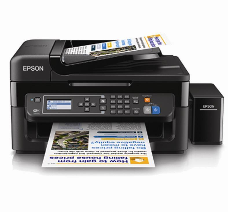 Epson Original Ink Tank Printer L565 STD (C11CE53501)