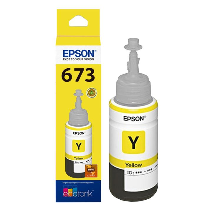 Epson T673 (Yellow) Ink Cartridge