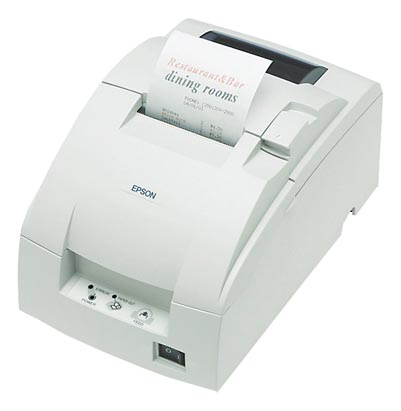 Epson TM-U220D Dot Matrix Receipt Printer