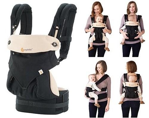 Ergobaby Four position 360 Carrier - Diff Colour  Authorised Retailer